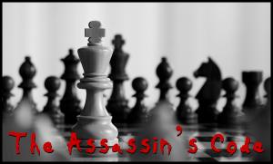 The Assasin Code Escape Room